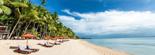 La plage du Santiburi Samui
