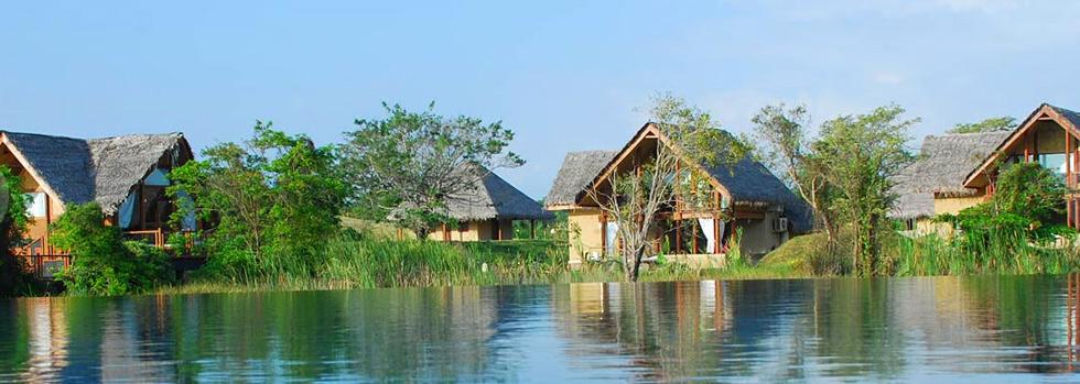 Hôtel à Sigiriya : Jetwing Vil Uyana