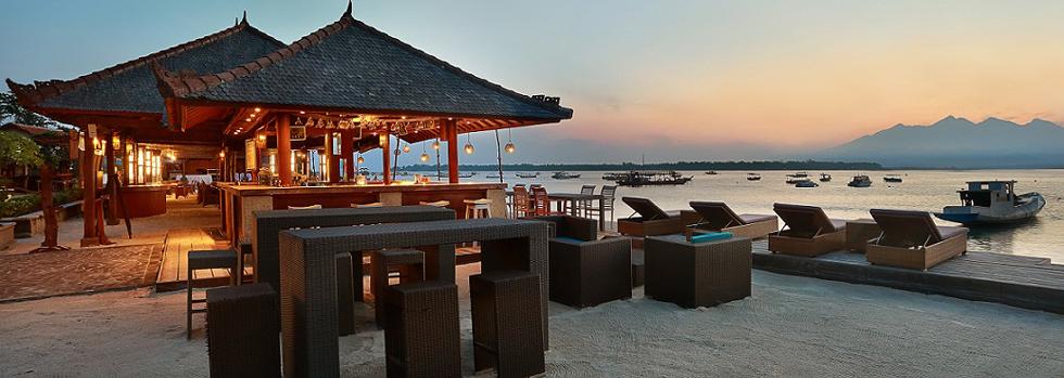 Vila Ombak : un hôtel de luxe à Lombok