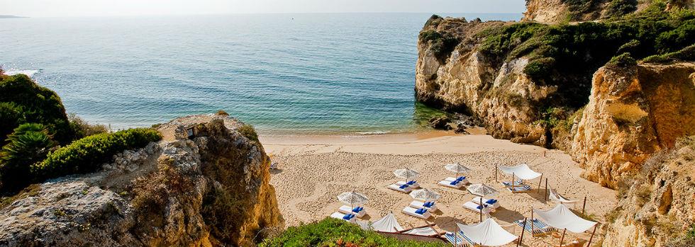 Vila Vita Parc en Algarve au Portugal