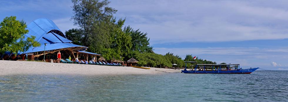 Villa Almarik à Lombok