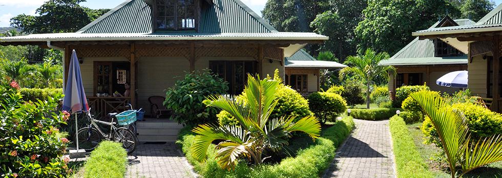 Séjour aux Seychelles : Villa Créole