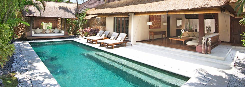 Villa Kubu : un hôtel idéal pour des vacances en famille à Bali