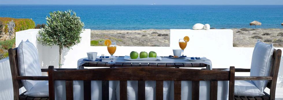 Votre séjour de rêve à Naxo à La Villa Marandi Luxury Suites