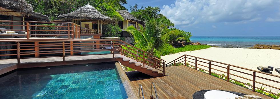 Hôtel aux Seychelles : Villas du Lémuria Resort