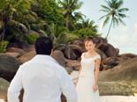mariage au Hilton Seychelles Labriz Resort & Spa
