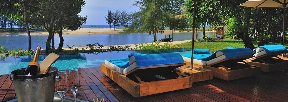 Votre séjour au Wanakarn Beach Resort & Spa