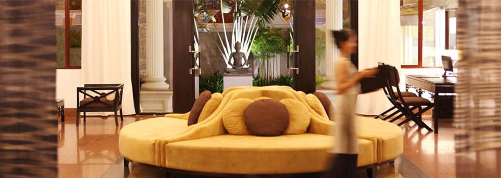 Séjour à Phnom Penh : White Mansion Hotel