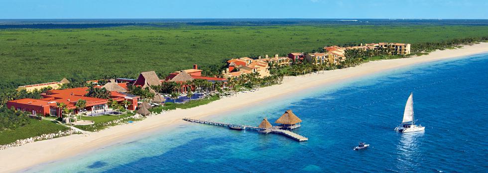 Zoetry Paraiso de la Bonita Resort & Thalasso au Mexique