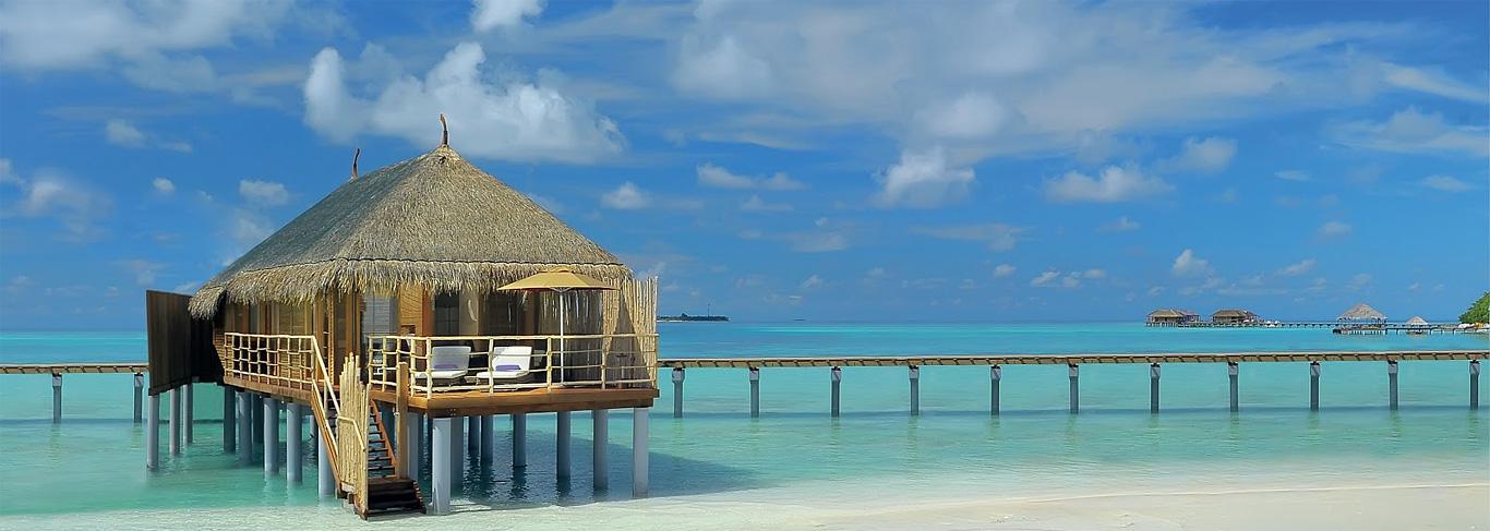 Hôtels de luxe aux Maldives